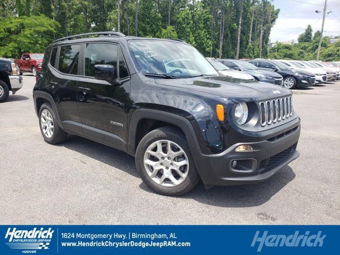 Used 2015 Jeep Renegade FWD Latitude Hoover, AL 35216