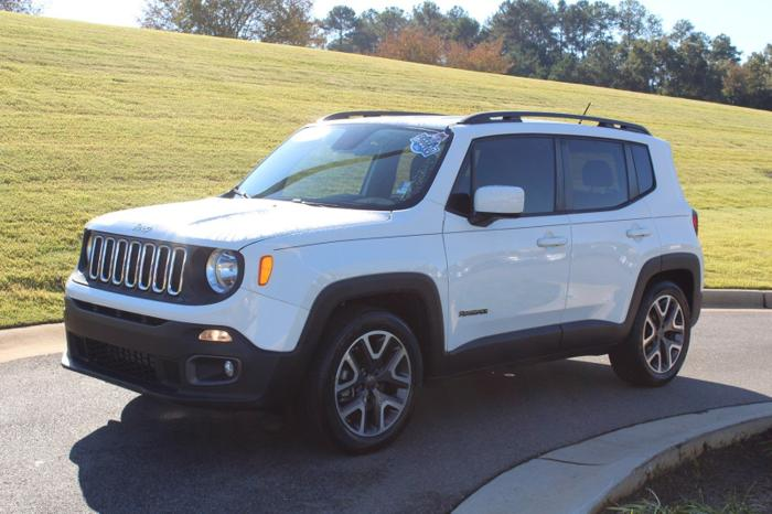 Used 2015 Jeep Renegade FWD Latitude Macon, GA 31210