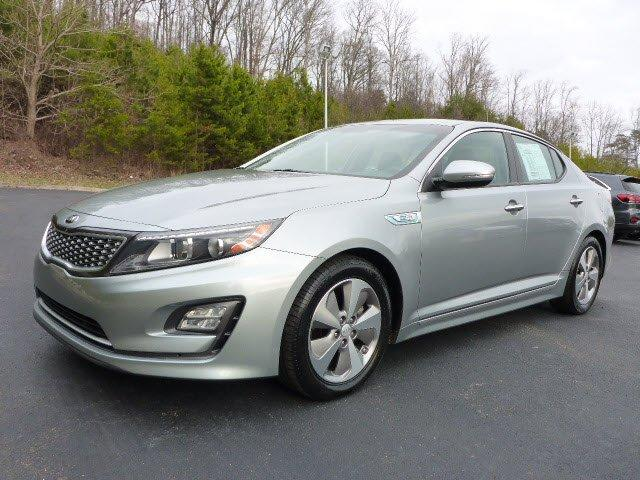 Used 2015 Kia Optima EX Hybrid KNOXVILLE, TN 37912