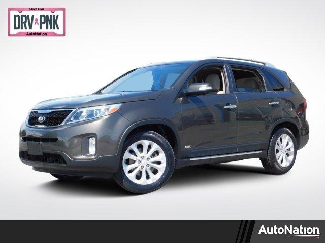 Used 2015 Kia Sorento AWD EX V6 Spokane Valley, WA