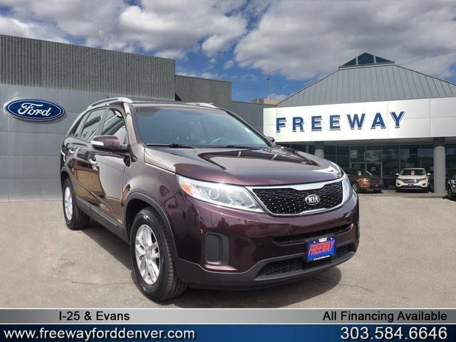 Used 2015 Kia Sorento AWD LX V6 Denver, CO 80222