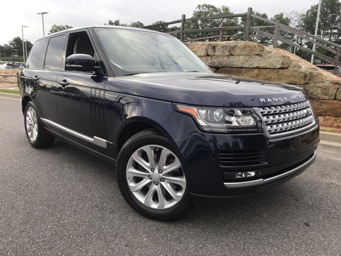 Used 2015 Land Rover Range Rover HSE Greenville, SC