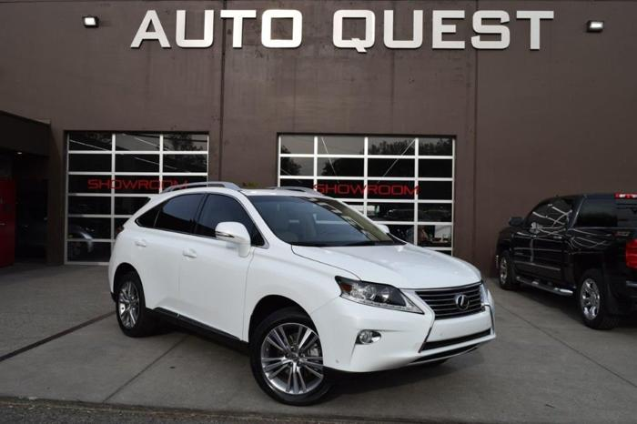 Used 2015 Lexus RX 350 AWD Seattle, WA 98108