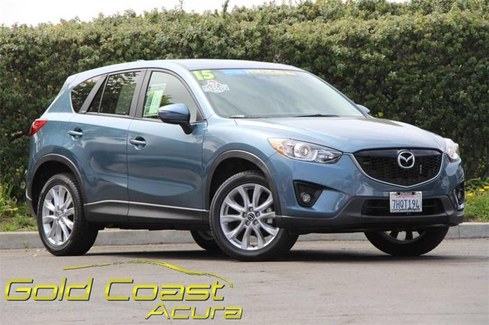 Used 2015 MAZDA CX-5 FWD Grand Touring VENTURA, CA