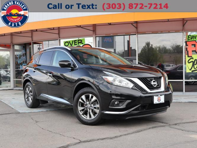 Used 2015 Nissan Murano SL LAKEWOOD, CO 80214