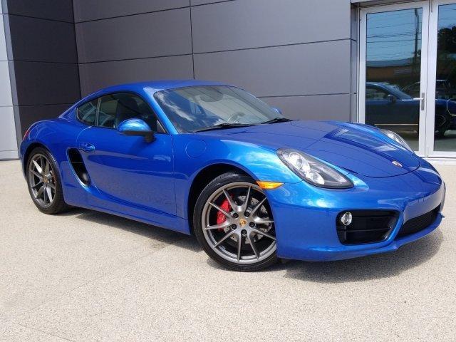 Used 2015 Porsche Cayman S Saint Petersburg, FL 33714