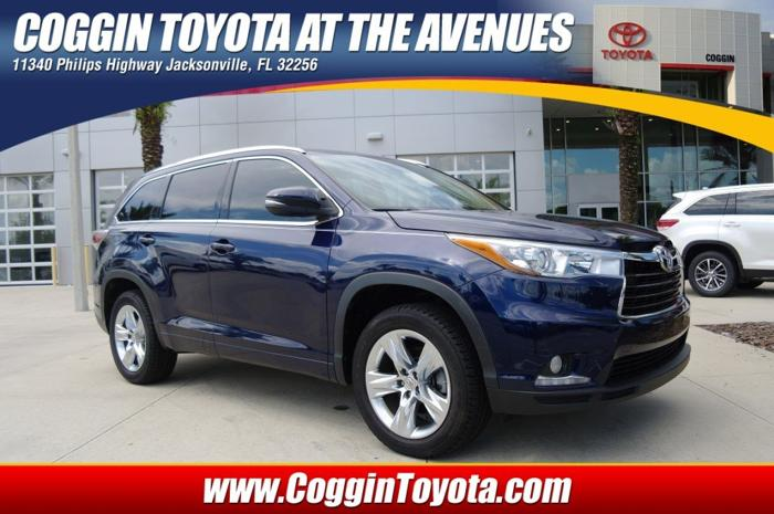 Used 2015 Toyota Highlander FWD Limited V6