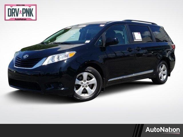 Used 2015 Toyota Sienna LE Spokane Valley, WA 99212