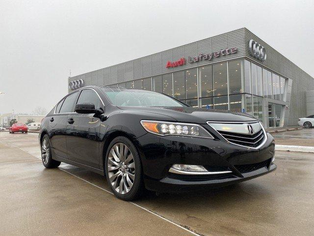 Used 2016 Acura RLX w/ Technology Package LAFAYETTE, LA