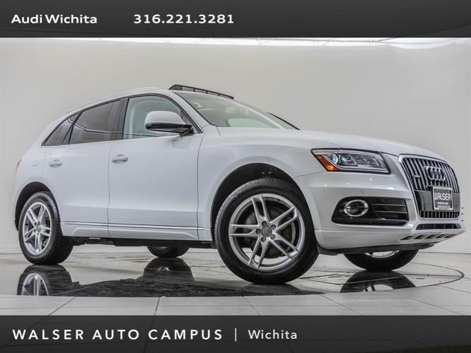 Used 2016 Audi Q5 2.0T Premium Plus WICHITA, KS 67206