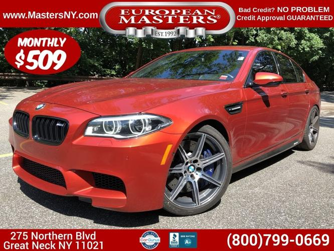 Used 2016 BMW M5 Great Neck, NY 11021
