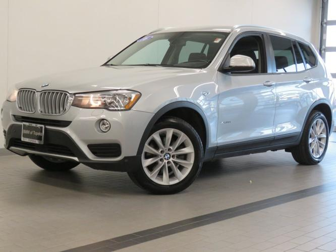 Used 2016 BMW X3 xDrive28i TOPEKA, KS 66611