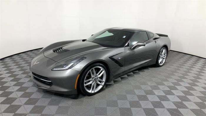 Used 2016 Chevrolet Corvette Stingray Coupe Knoxville,