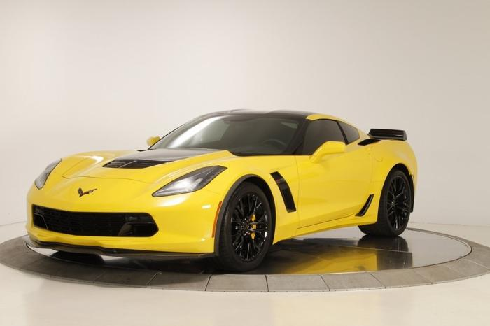 Used 2016 Chevrolet Corvette Z06 Coupe KNOXVILLE, TN