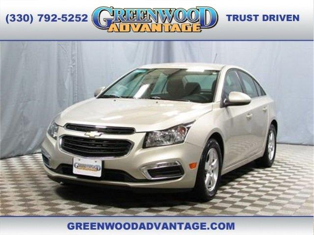 Used 2016 Chevrolet Cruze Limited LT Sedan Youngstown,