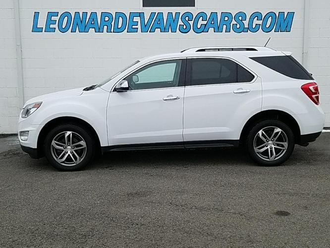 Used 2016 Chevrolet Equinox AWD LTZ Wenatchee, WA 98801