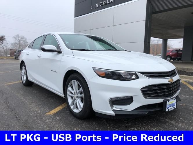 used 2016 chevrolet malibu lt danville, il 61832 for sale in central park, illinois classified americanlisted.com