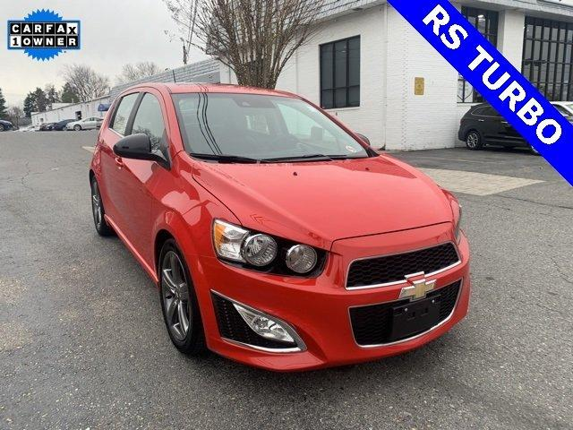 Used 2016 Chevrolet Sonic RS Hatchback Annapolis, MD