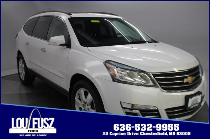 Used 2016 Chevrolet Traverse AWD LTZ Chesterfield, MO