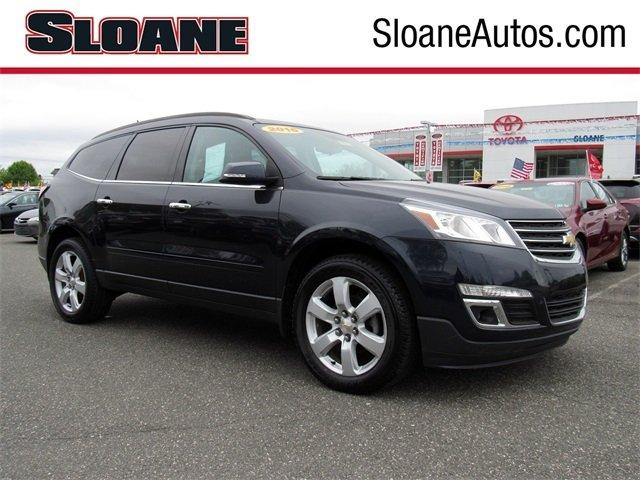 Used 2016 Chevrolet Traverse FWD LT w/ 1LT