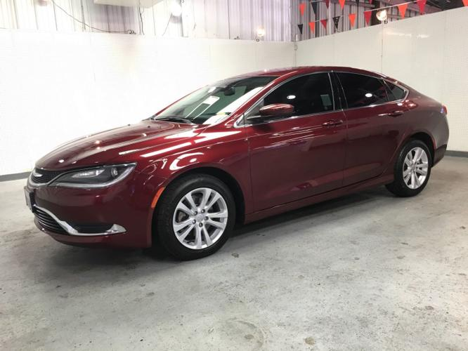 Used 2016 Chrysler 200 Limited Oroville, CA 95965