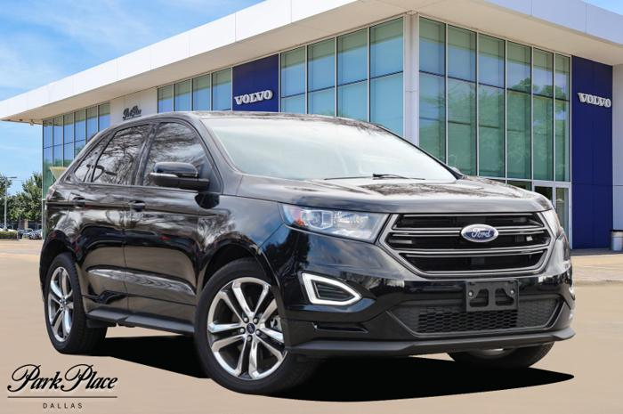 Used 2016 Ford Edge AWD Sport Dallas, TX 75209