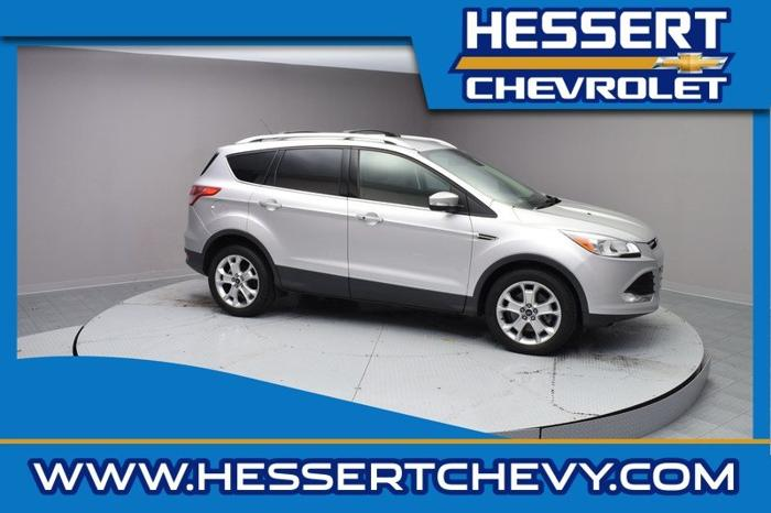 Used 2016 Ford Escape 4WD Titanium PHILADELPHIA, PA