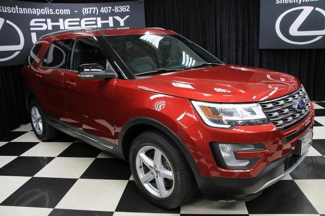 Used 2016 Ford Explorer 4WD XLT Annapolis, MD 21401