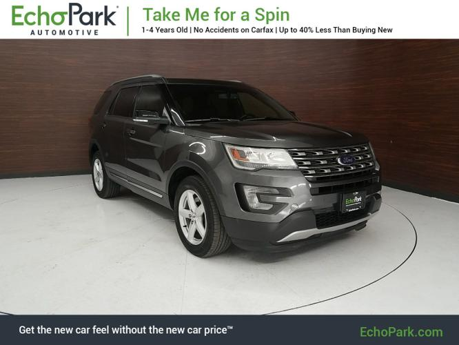 Used 2016 Ford Explorer 4WD XLT Thornton, CO 80233