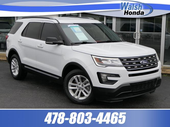 Used 2016 Ford Explorer FWD XLT Macon, GA 31206