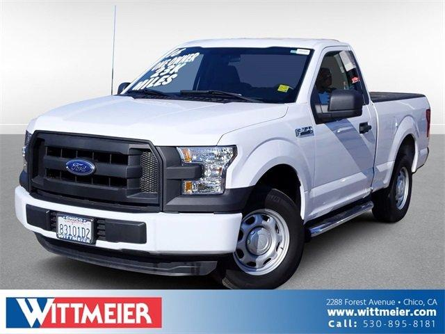 Used 2016 Ford F150 XL Chico, CA 95928