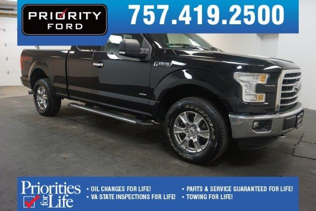 Used 2016 Ford F150 XLT NORFOLK, VA 23518