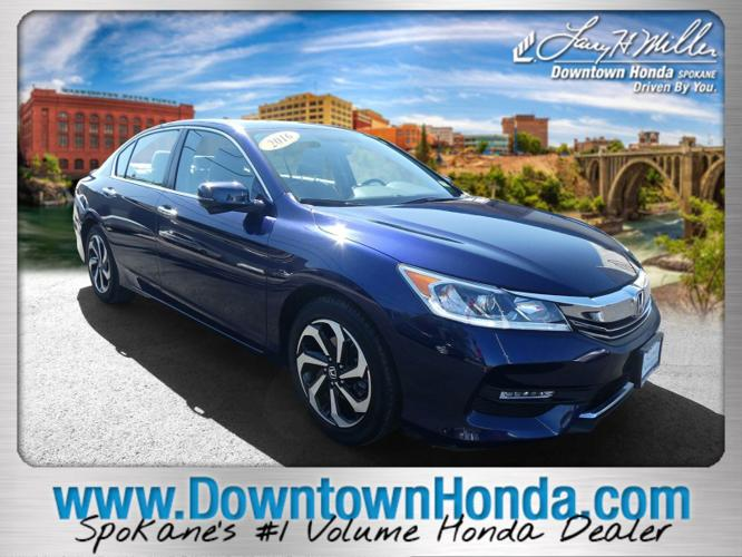 Used 2016 Honda Accord EX Sedan SPOKANE, WA 99201