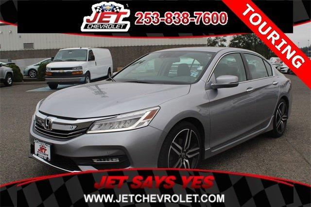 Used 2016 Honda Accord Touring Sedan Federal Way, WA