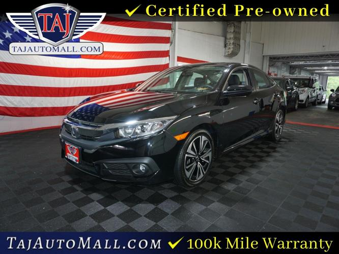 Used 2016 Honda Civic EX-L Sedan BETHLEHEM, PA 18020
