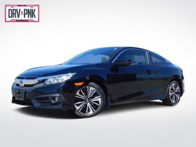 Used 2016 Honda Civic EX-T Coupe Spokane, WA 99214
