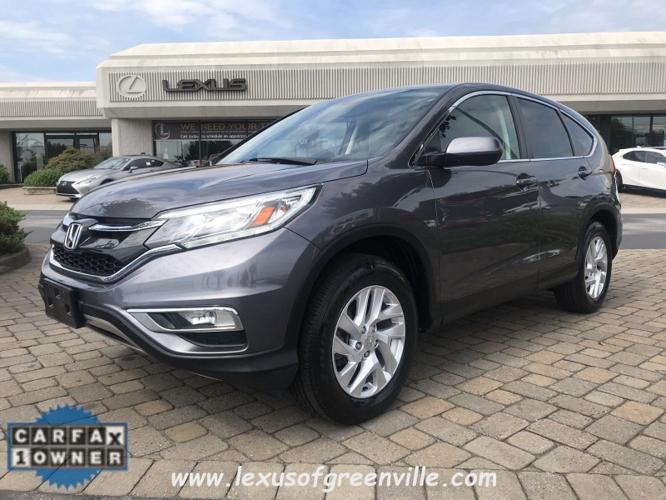 Used 2016 Honda CR-V AWD EX Greenville, SC 29607
