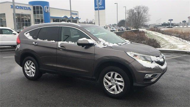 Used 2016 Honda CR-V AWD EX-L Altoona, PA 16602