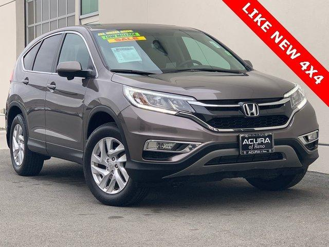 Used 2016 Honda CR-V AWD EX Reno, NV 89511