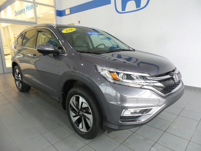 Used 2016 Honda CR-V AWD Touring INDIANA, PA 15701
