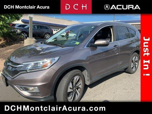 Used 2016 Honda CR-V AWD Touring Verona, NJ 07044