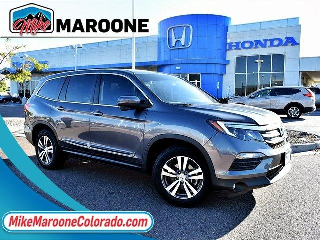 Used 2016 Honda Pilot FWD EX-L COLORADO SPRINGS, CO