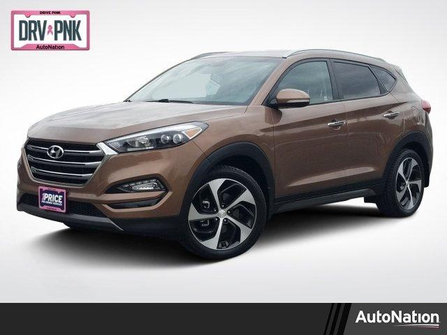 Used 2016 Hyundai Tucson Limited Spokane, WA 99212