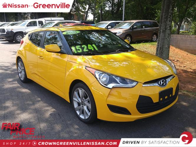 Used 2016 Hyundai Veloster Greenville, SC 29607