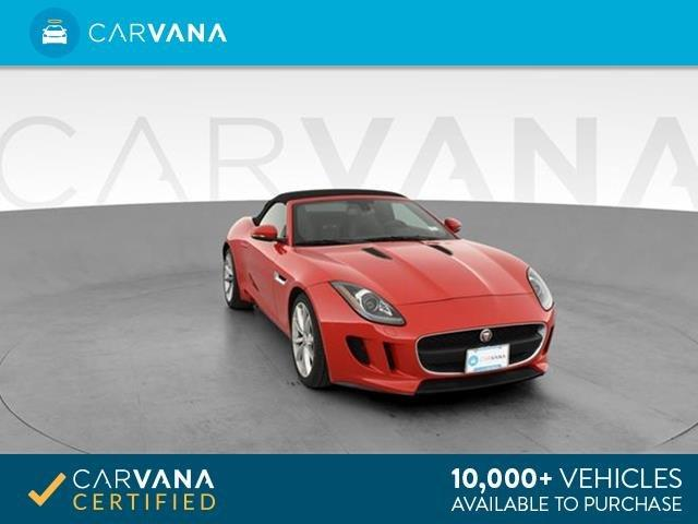 Used 2016 Jaguar F-TYPE Convertible Camp Hill, PA 17011