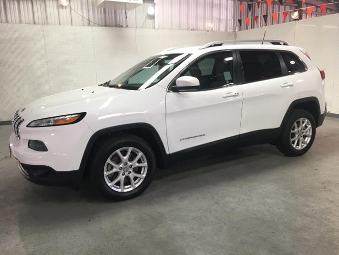 Used 2016 Jeep Cherokee FWD Latitude Oroville, CA 95965