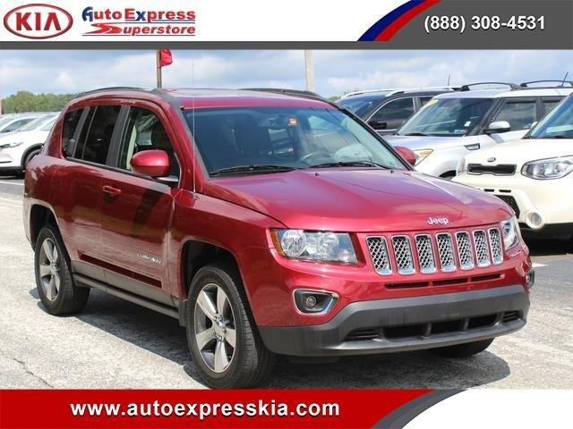 Used 2016 Jeep Compass High Altitude ERIE, PA 16509