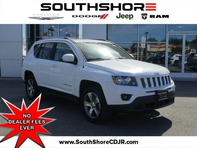 Used 2016 Jeep Compass High Altitude INWOOD, NY 11096
