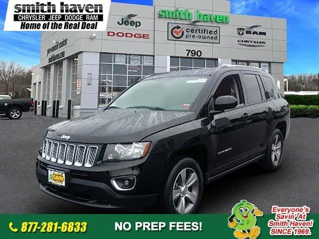Used 2016 Jeep Compass High Altitude SAINT JAMES, NY