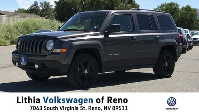 Used 2016 Jeep Patriot 4WD Latitude Reno, NV 89511